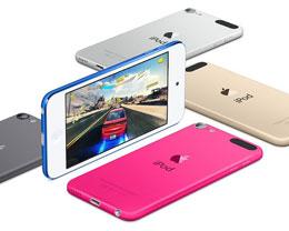 苹果频频发布新品,下一款或将是 iPod Touch