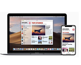 苹果新闻订阅服务下周推出,传?#20122;?#32422;《华尔街日报》