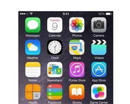 修改 iPhone 运营商为滚动文字教程