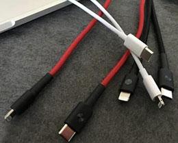 快充成本更低:紫米 C to Lightning 苹果数据线曝光