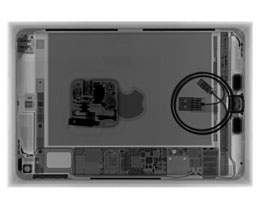iPad mini 5 详尽拆解:A12 芯片搭配 3GB 内存,电池容量保持不变
