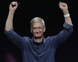 苹果以微弱优势超过微软,重回全球市值 C 位