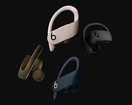 苹果正式发布新款无线耳机 PowerBeats Pro,售价 1888 元