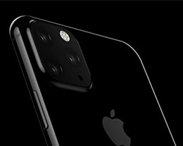 """日媒:今年或将有两款新 iPhone 配备后置""""浴霸""""式三摄"""