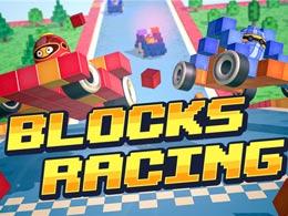 易碎的卡丁车你还敢随便飙吗 方块赛车Blocks Racing试玩
