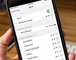 iPhone 如何连接到已隐藏的 Wi-Fi?