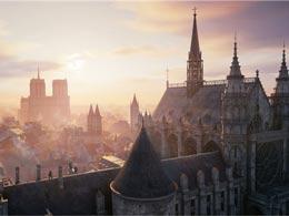 巴黎圣母院损毁 《刺客信条:大革命》Steam热销