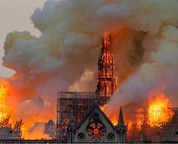 库克:苹果将捐款帮助重建巴黎圣母院