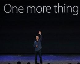 苹果因发布会名言「one more thing」与斯沃琪发生诉讼败诉