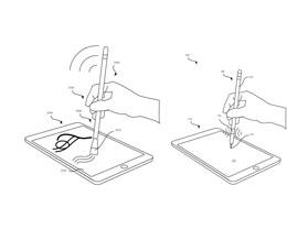 苹果最新专利曝光:Apple Pencil 可通过更换笔尖模拟多种书写效果