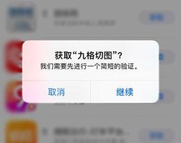 App Store 简短验证页面空白、无法下载应用的解决办法