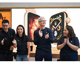 Apple Watch 已上市四年:你期待它有哪些新功能?