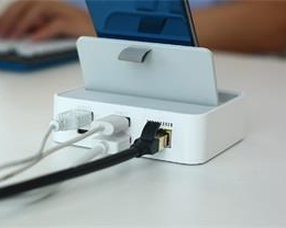 iPhone 可以使用网线上网吗,如何操作?