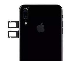为什么 iPhone XS Max 插入两张电信卡后,副卡会显示无服务?