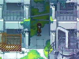 像素同人制作家新作品《废墟像素》宣布游戏化