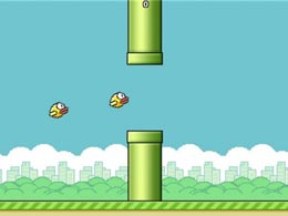 Flappy Bird新手游让街霸哭瞎!鸟人格斗,蠢的一匹
