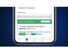 2 个方法查询某款插件是否支持你的 iOS 版本