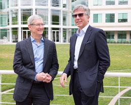 苹果与 SAP 加深合作,重点内容为 AR 和机器学习