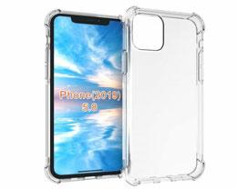 2019 款 iPhone 11 透明保护壳渲染图曝光