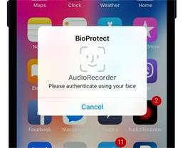 如何给 iPhone 任意软件添加面容加密?