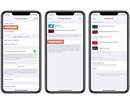 Apple Pay 现已支持在部分国家和地区进行 iTunes、App Store 支付