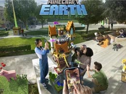 虚实结合 《Minecraft Earth》AR手游今夏开测