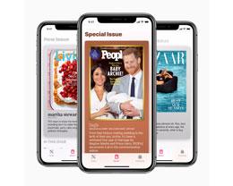 苹果表示 Apple News+ 表现出色,受到出版商一致好评