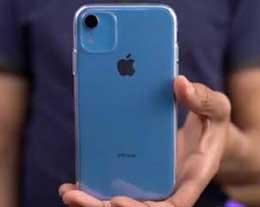 苹果 iPhone 11 保护壳上手视频曝光