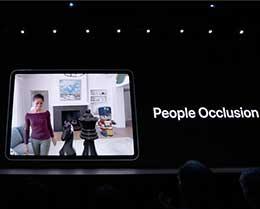 ARKit 3 带来更逼真 AR,可让人物进入虚拟世界