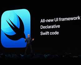 苹果带来 Swift UI:让开发者快速创建更棒的应用程序