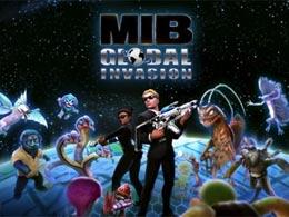 AR手机游戏新作《黑衣人Global Invasion》公开