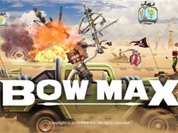 疯狂屠戮下的暴力美学 BOWMAX手游试玩