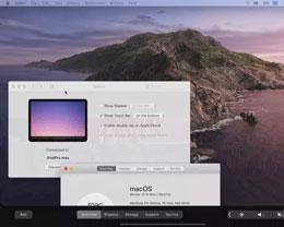 借助 Sidecar 副屏功能可以为 Mac 拓展 Touch Bar 功能