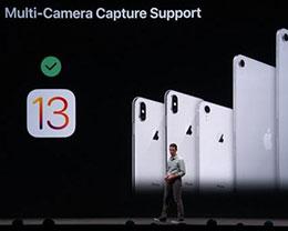iOS 13/iPadOS 支持多摄像头同步开启,限新机型使用