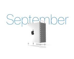 苹果官方页面显示全新 Mac Pro 将于今年 9 月正式发售