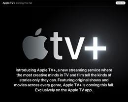 苹果计划每年推出 6 部电影,单部预算最高 3000 万美元