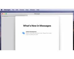 苹果正在为 Mac 开发 Catalyst 版「信息」和「快捷指令」