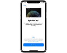 Apple Cash 是什么?Apple Cash 如何在国内开通使用?