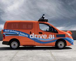 苹果确认收购自动驾驶初创公司 Drive.ai