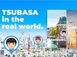 AR新作《TSUBASA+》公布 以《足球小将》为题材