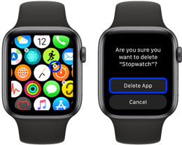 watchOS 6:如何删除 Apple Watch 上的内置应用程序?