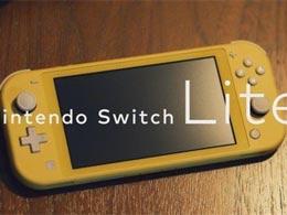 Switch Lite日本市场反应冷淡,53%日本玩家表示不会购买