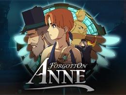 新作游戏《Forgotton Anne》即日开启预约注册
