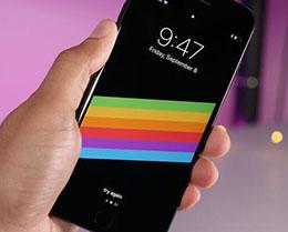 iPhone 经典壁纸回顾:你最喜欢哪一张?