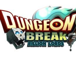 《Dungeon Break 深渊英雄》现已开启预约活动