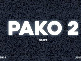 只有老司机才能玩,一玩就心跳加速的《PAKO2》试玩!
