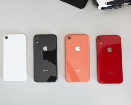 iPhone XR 成为美国第二季度最畅销的 iPhone 机型