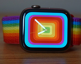 2020 年 Apple Watch 或将升级为 microLED 材质屏幕