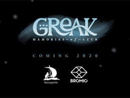 手绘风游戏《Greak:Memories of Azur》PV公开