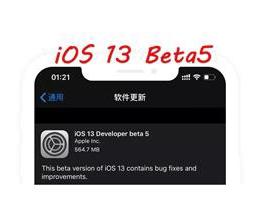 iOS 13 Beta5 不兼容应用及 Bug 汇总
